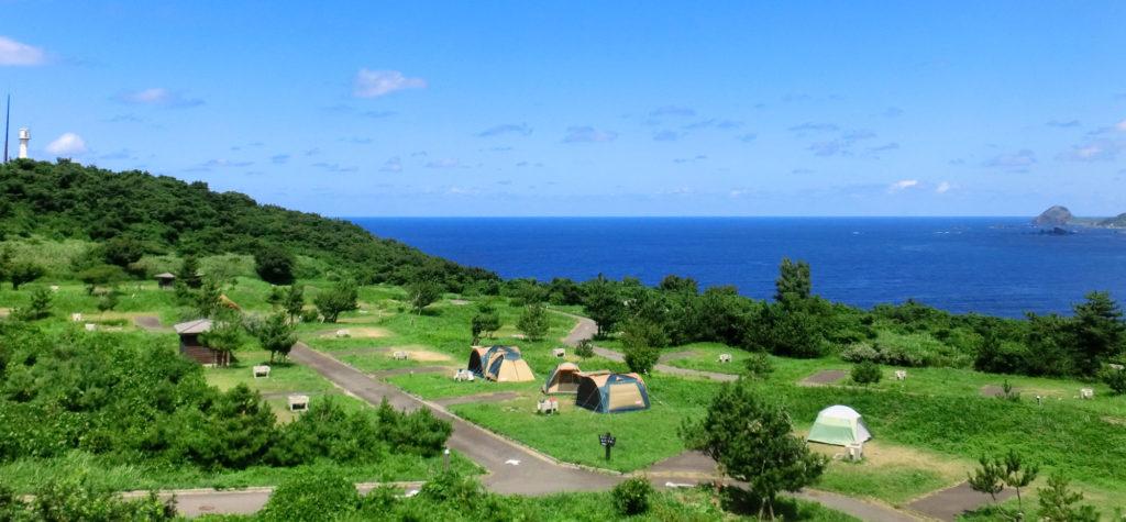関岬オートキャンプ場